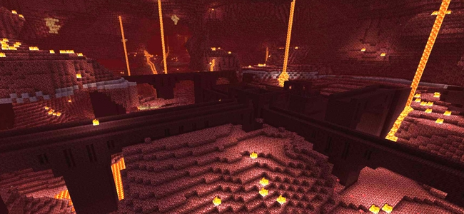 Nether abierto en FACTIONS!